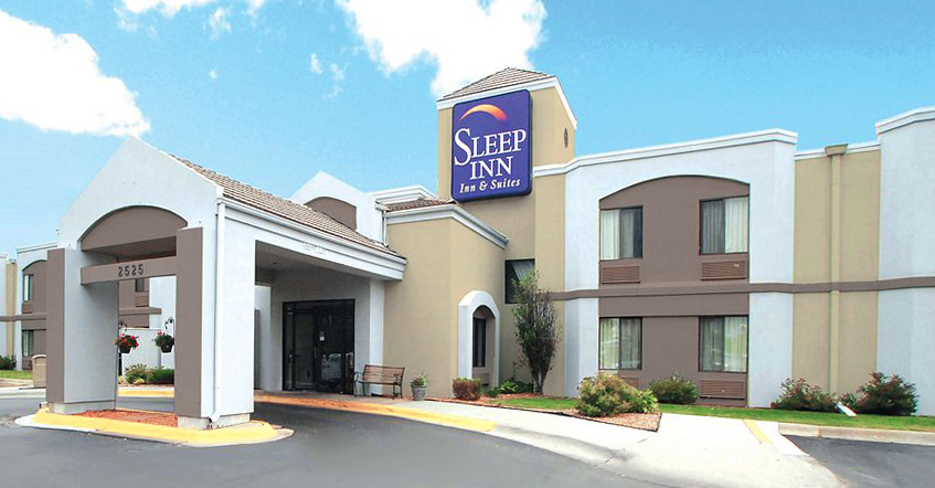 Sleep Inn Header