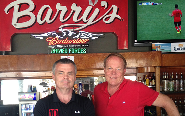 Barry's Bar and Grill