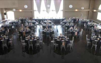 WITH NEDCO'S HELP AND THE SBA 504 LOAN, THE FOUNTAINS BALLROOM EXPANDS