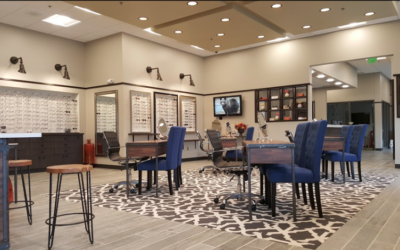 NEDCO ASSISTS WITH SECOND LOCATION FOR VIEWPOINTE VISION