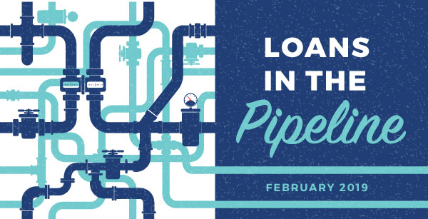 Loans In The Pipeline – Feb 26th