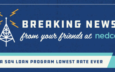 SBA 504 Loan Program's 20-Year Fixed Rate* Dips Below 4%