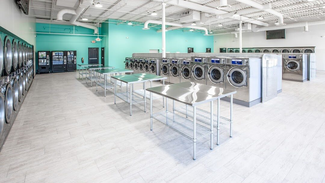 NEDCO Helps Anytime Laundry Opens its Third & Largest Location in Omaha, NE