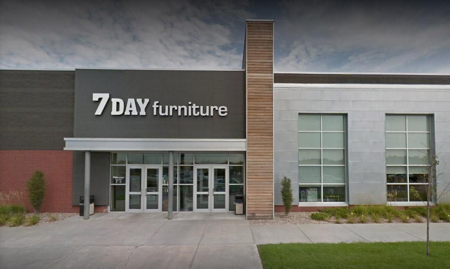 NEDCO Helps 7 Day Furniture Build a Bigger Location in North Lincoln, NE