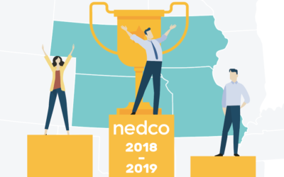 NEDCO Takes the Lead in Loan Volume in the Region for the Entire 2018-19 Fiscal Year!