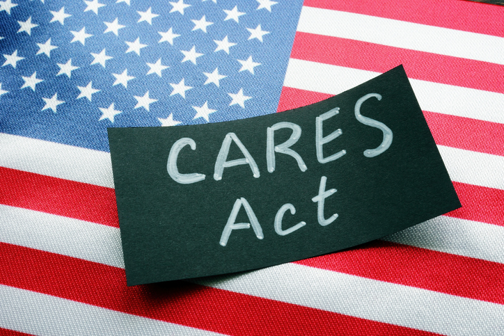 CARES ACT 504 LOAN PAYMENTS TAXABLE